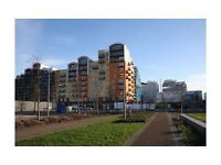 Greenwich Millennium Village SE10. **AVAIL NOW** Large & Modern 1 Bed Furnished Flat with Balcony