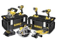 Dewalt power tool set £899.00 Now £805.99 free delivery