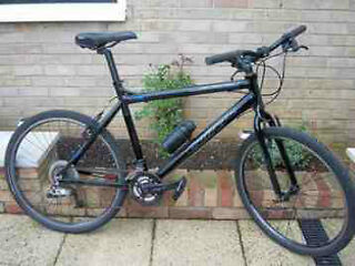 2014 Carrera Subway 1 21-Speed Size-20 Alloy City Bike in New Condition (RRP 300)