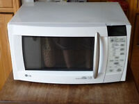 microwave fridge freezers central heating TV PC washing machine dryer cooker oven same day