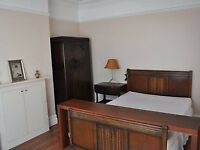 brand new, 2 double bedroom flat with loads of storage and balcony