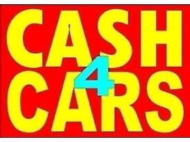 I BUY ANY CAR CASH ON COLLECTION