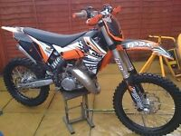 KTM 125cc very good condition