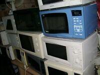 WORKING MICROWAVE fridge freezers TV PC washing machine dryer cooker oven dish washer plumbing