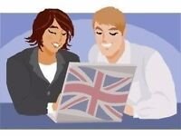 English teacher. English for living and working in the UK. Tutor: English lessons and exams