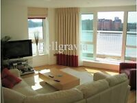 Sough-After 2 Bed 2 Bath Apartment In Oyster Wharf with Great River Views From All Rooms