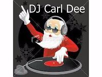 DJ Carl Dee, Book your Christmas party, The Music You Want, ALL OVER Northern Ireland