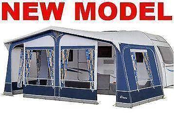 Caravan Awning 1050 Ebay