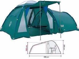 Coleman Bi-Space 500 5 Person Tent