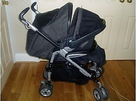 Mamas & Papas Travel System (1st baby car seat & pushchair)