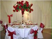 Weddings and all adults and children decorations