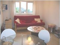 Beautiful modern furnished 1 bed apartment in Totterdown