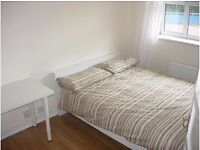 Double room in gay flat share near forest hill station. Furnished.