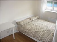 gay flatshare double room available - includes council tax & water rates