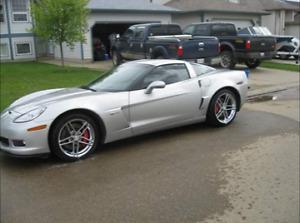 2007 Chevrolet Corvette Coupe (2 door)