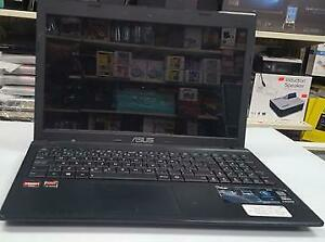 ASUS X55U-SB11-CB - AMD C70, 1 GHZ | 4 GB DDR3, 200 GB HDD - SELLER REFURBISHED $199