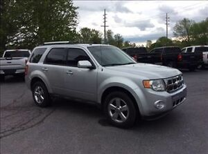 Ford Escape Limited Edition FOR SALE! GREAT DEAL!