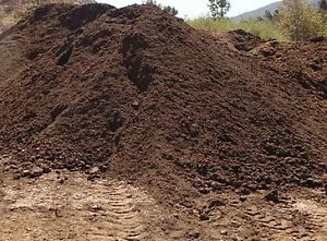 Top Soil Finely Screened