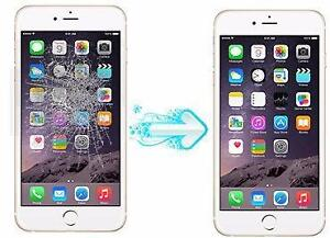 ALL IPHONE SCREEN REPLACEMENTS + WARRANTY