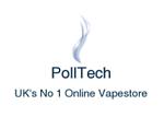 PollTech UK'S NO 1 ONLINE VAPESTORE