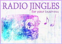 Jingles For Radio / Other (Songs to promote your business)
