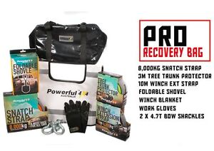 POWERFUL 4X4 Pro Recovery Bags NOW $149 RRP $299 BARGAIN!!!!!!! Campbellfield Hume Area Preview