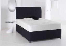 Double divan bed set brand new!