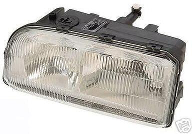 - VOLVO 850 94.5- 97 HEADLIGHT ASSEMBLY  HEAD LIGHT LEFT  9159412 DRIVER'S SIDE