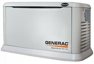 Génératrice Guardian 10 kW de GENERAC