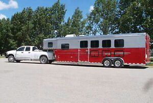 Northern horse transport June 2 run