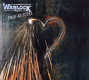 WARLOCK - True As Steel    - CD NEUWARE