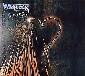 WARLOCK - True As Steel    - CD NEUWARE