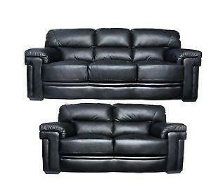 2 3 Seater Leather Sofas
