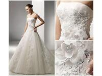Benjamin Roberts 2058a wedding dress for sale