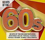 cd digi - Various Artists - 60 Hits of the 60s