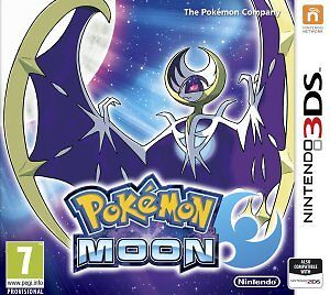 Want Pokémon Moon, willing to pay up to 30$ or trade