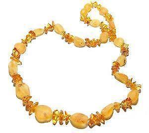Raw amber ebay raw amber necklace aloadofball Images