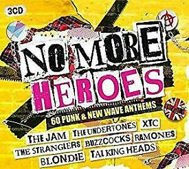 NO MORE HEROES PUNK & NEW WAVE ANTHEMS