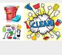 Cleaning service 24h/24 in West Island