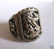 Mens Tribal Ring