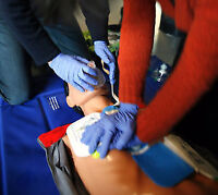 Private / Corporate First Aid CPR AED Training