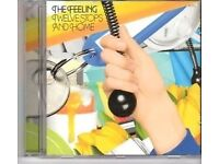 the feeling 12 stops and home cd