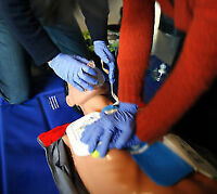 First Aid / CPR / AED Training Classes - October 21/22