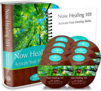BRAND NEW- NOW HEALING 101 HOME STUDY COURSE