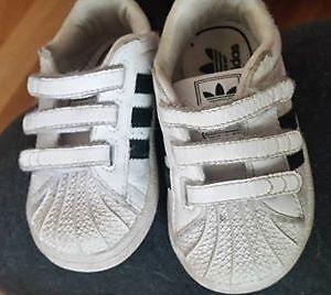 Size 5 Infant winter boots/Nike & Addidas Edmonton Edmonton Area image 3