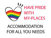 Hey there Pride Goers Book Your Accommodation Now Have Pride Have Somewhere To Stay