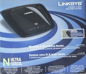 Linksys Wireless Home Router