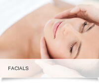 FACIALS/SKIN CARE TREATMENTS