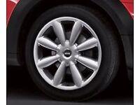 Wtd: countryman mini r60 wheels