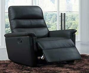 Was $1299.00. Brand New Canterell Top Grain Leather Power Recliner JUST $800 at dex10